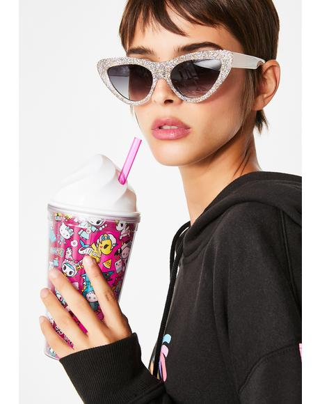 Hello Kitty Tokidoki Straw Cup