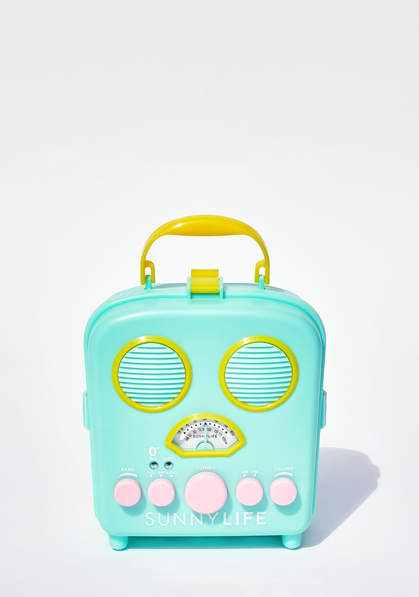Sound Waves Portable Speaker