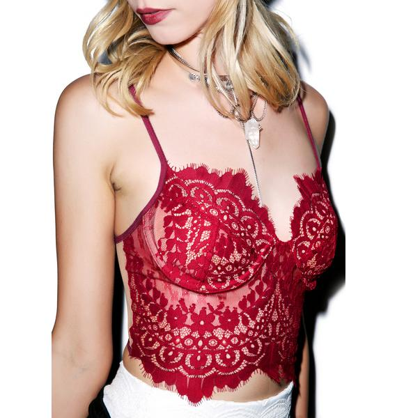 For Love & Lemons Knockout Bra