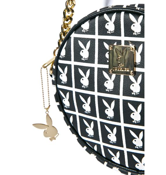 Joyrich X Playboy Panel Pochette Crossbody Bag