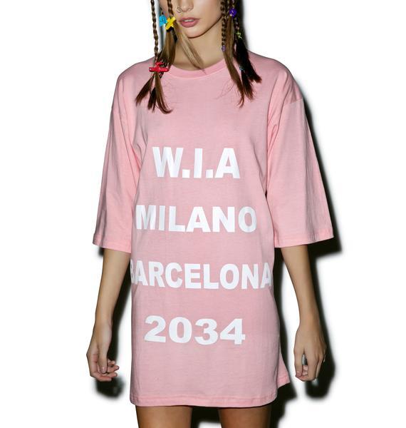 W.I.A Limited Edition Vol. 2 T-shirt