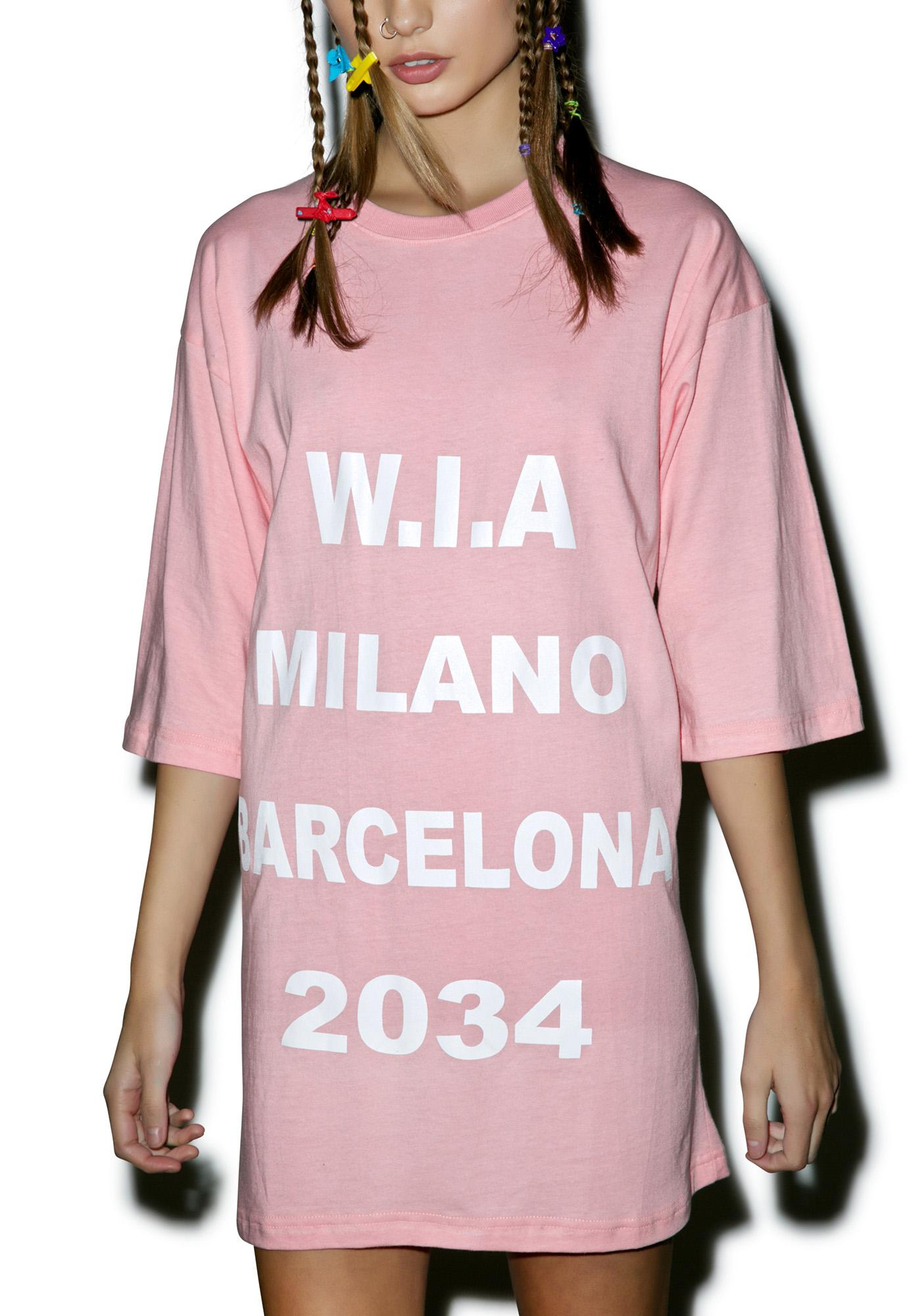 W.I.A Limited Edition Vol. 2 T-shirt