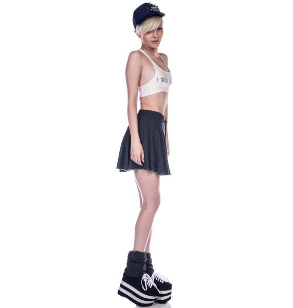Wildfox Couture Le Tour De Eiffel Mini Skirt