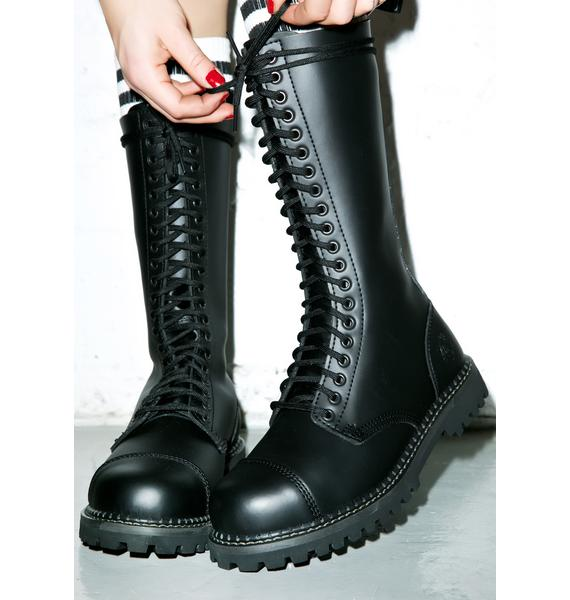 Grinders UK King Boots