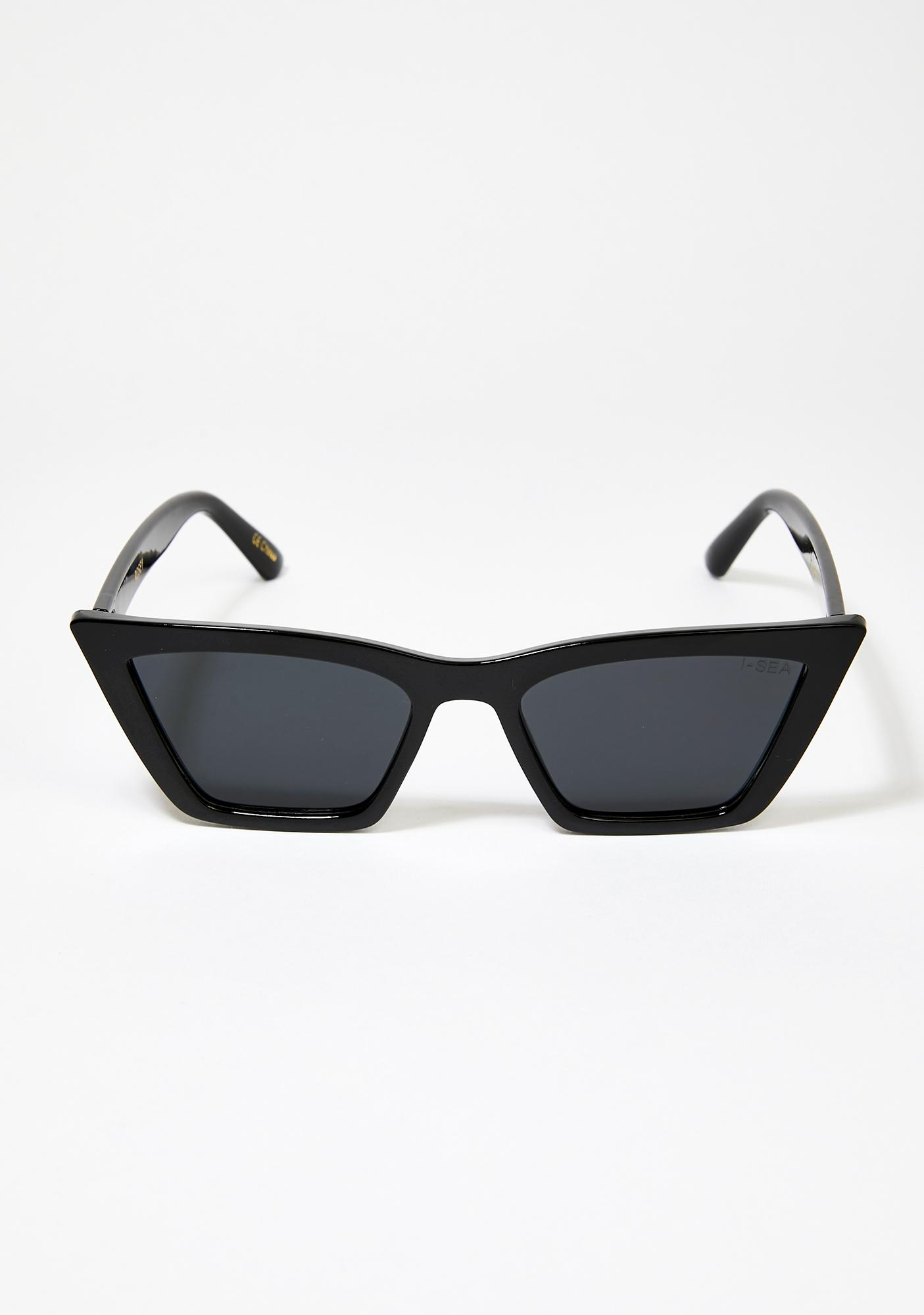 I-SEA Rosey Cat Eye Sunglasses
