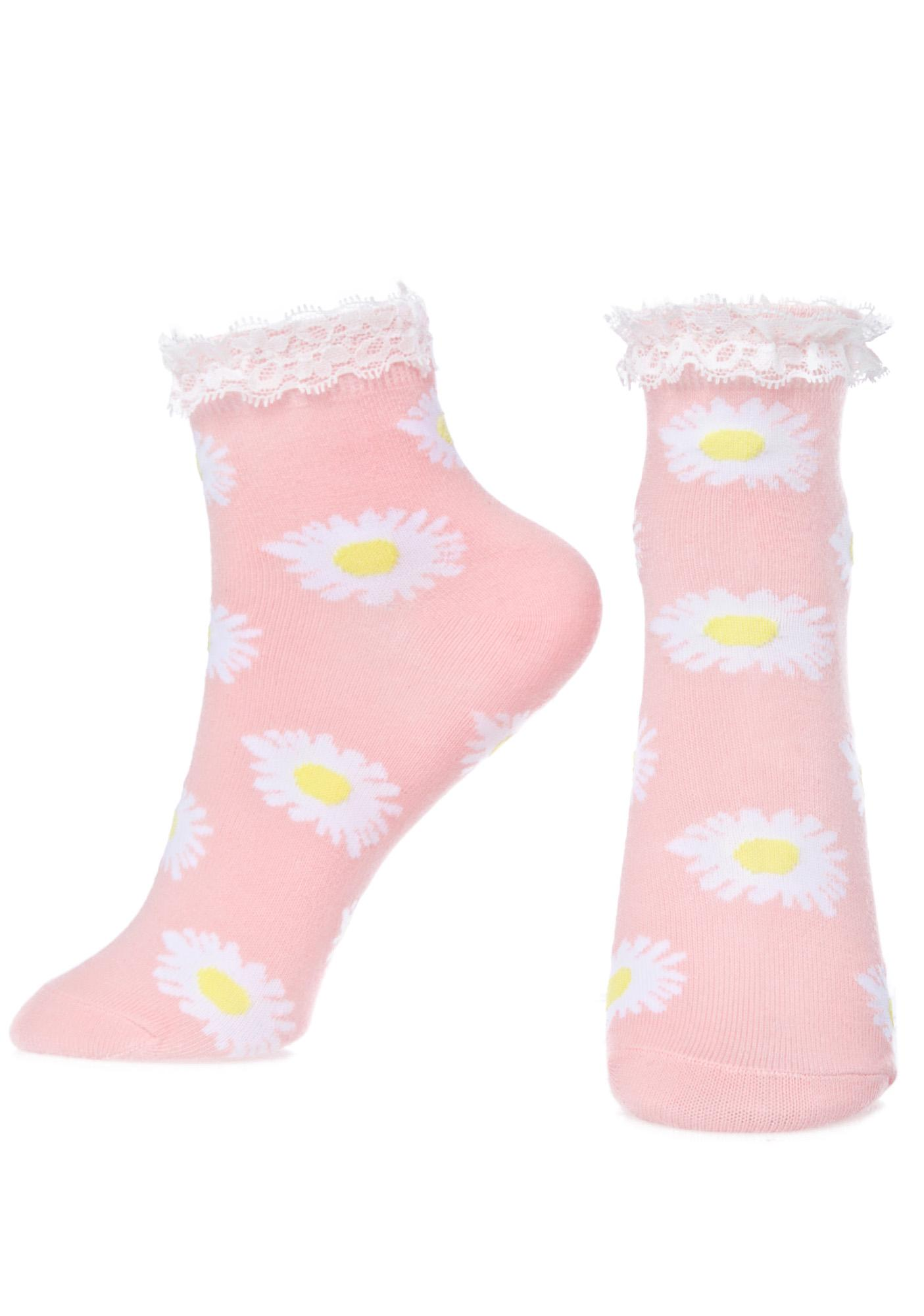 Daisy Fields Socks
