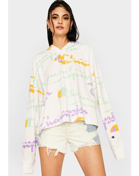 Summer Sweats Oversized Hoodie