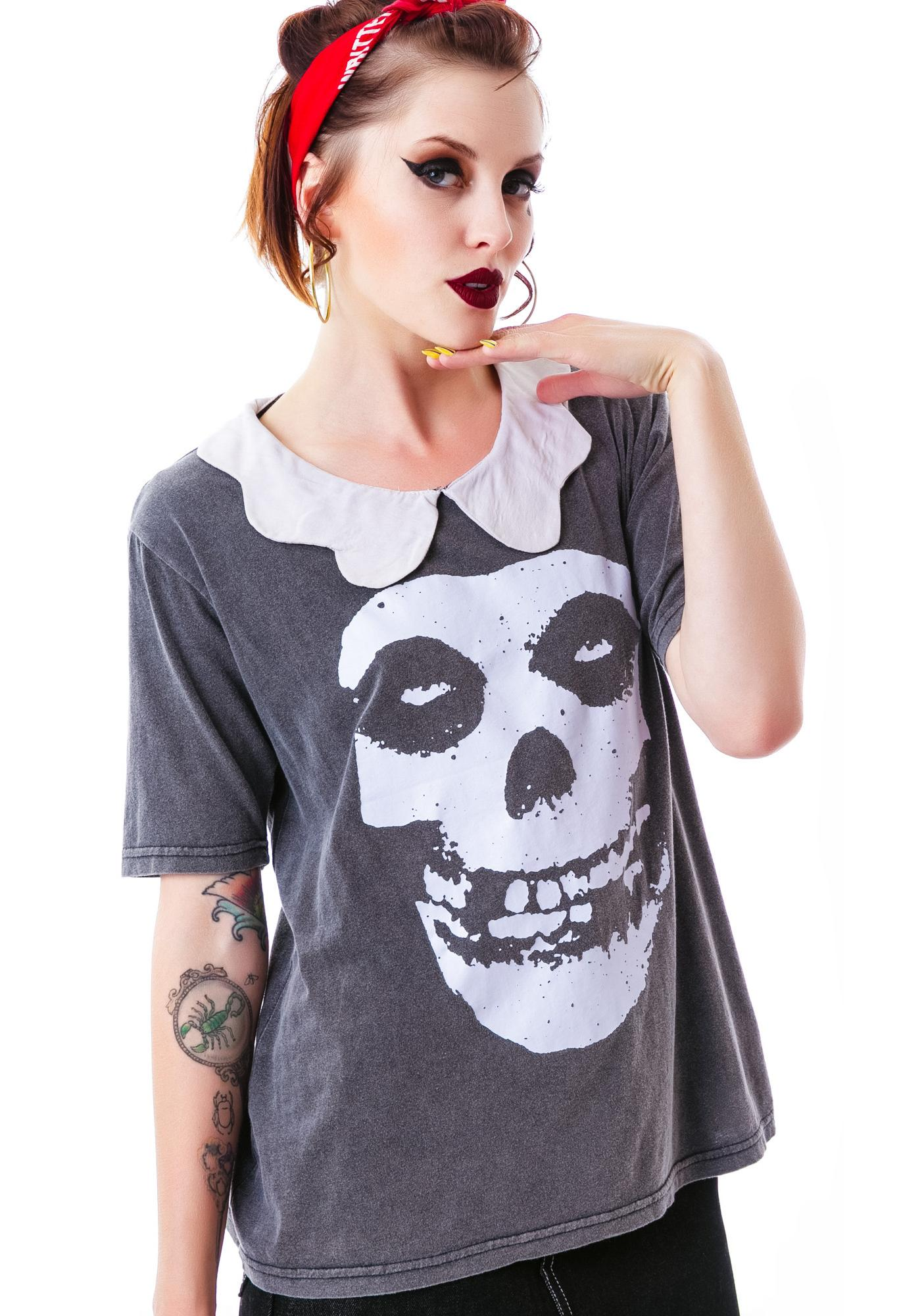 Iron Fist Misfits Girly Tee