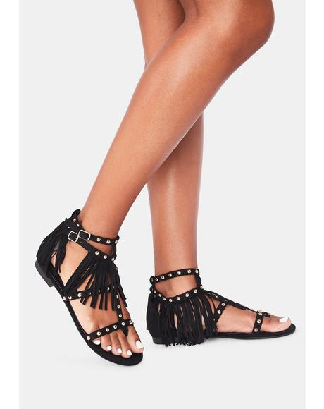 Eresma Gladiator Sandals