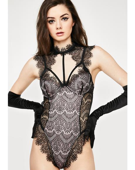 Irresistible Lova Lace Teddy