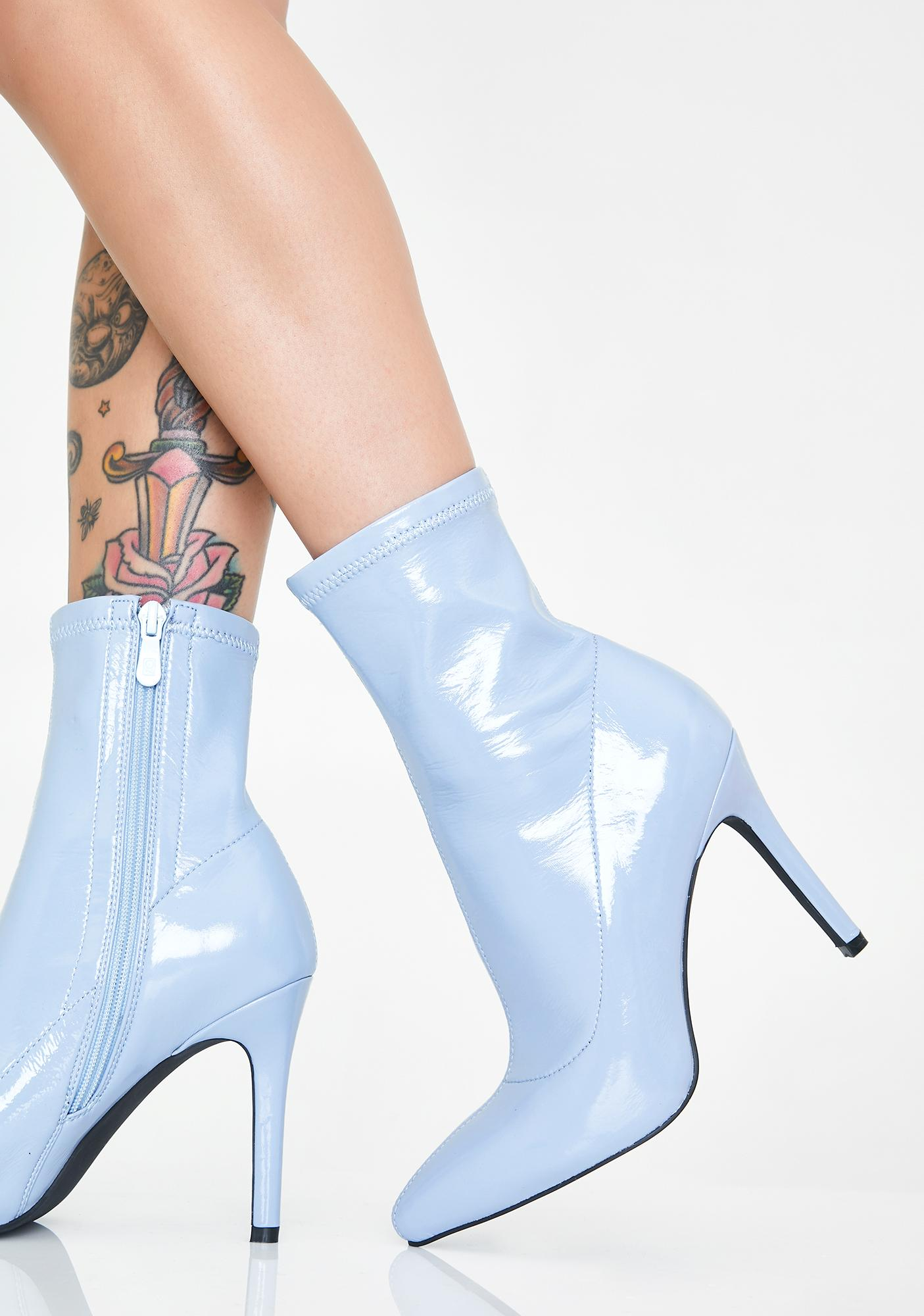 Poster Grl PERIODT PVC Boots
