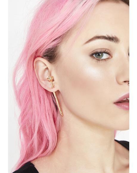 Lil Flower Child Earrings