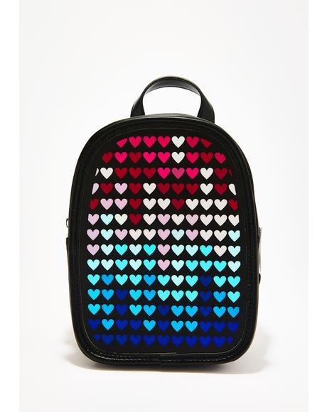Love Drug Sound Reactive Backpack