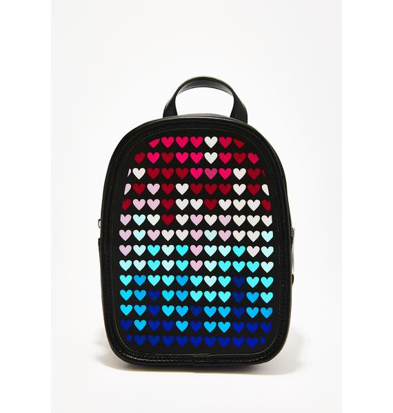 Club Exx Love Drug Sound Reactive Backpack