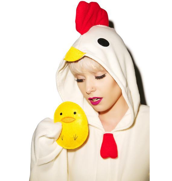 Sazac  Chicken Kigurumi