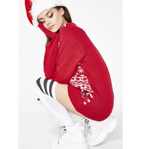 Snow Good Knit Sweater