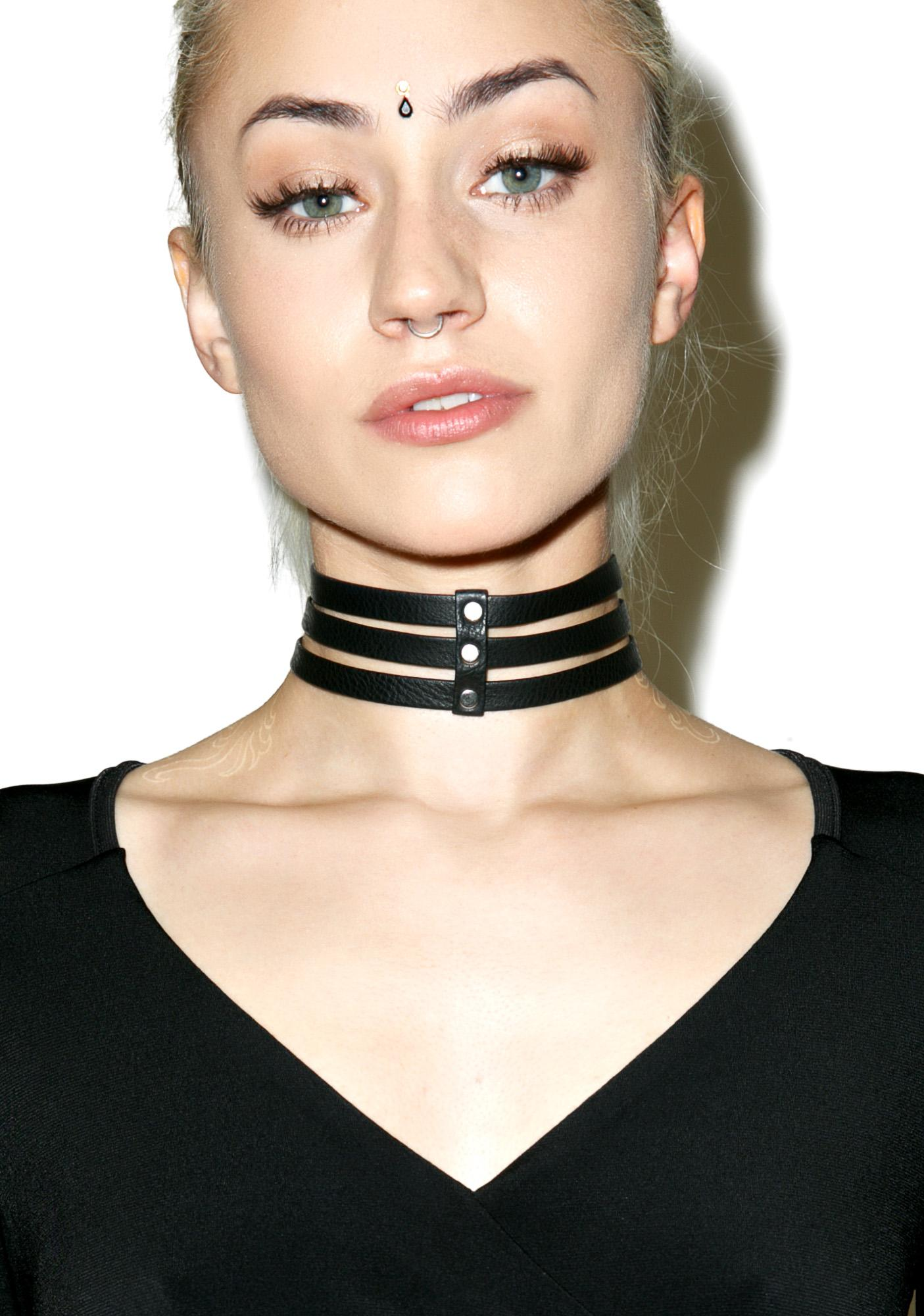 Vidakush Barred Out Choker