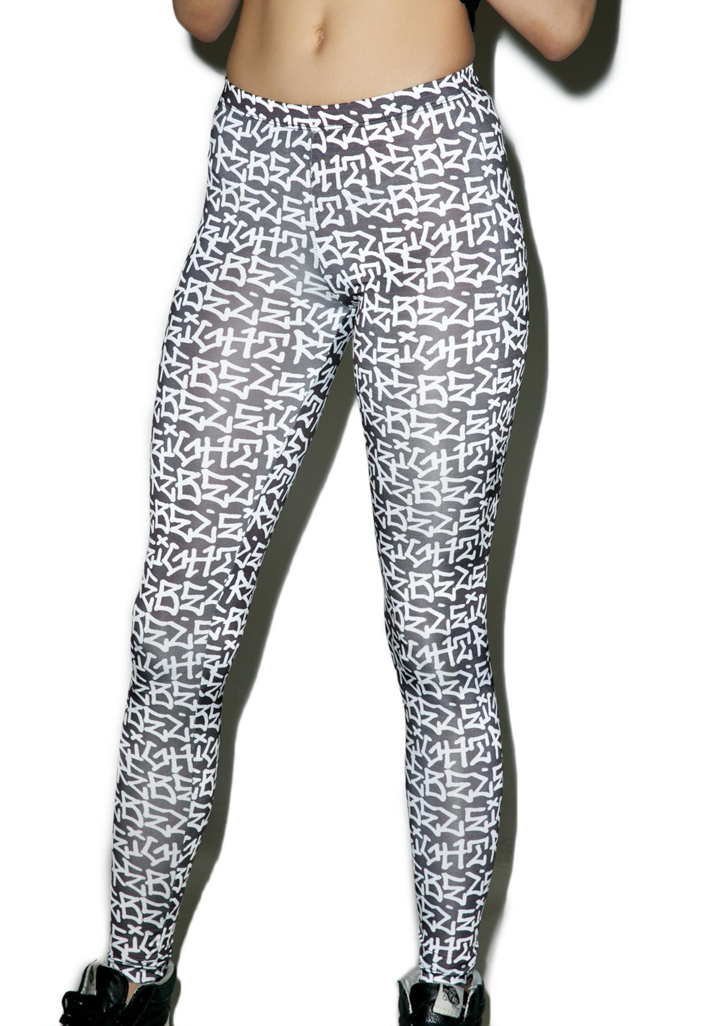 Rebel8 Roll Call Leggings