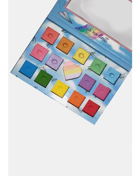 My Imagination Eyeshadow Palette
