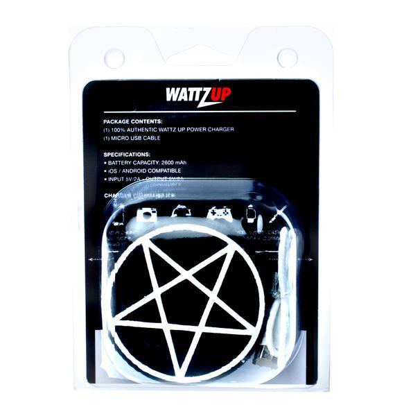 Wattzup Magik Pentagram Power Bank