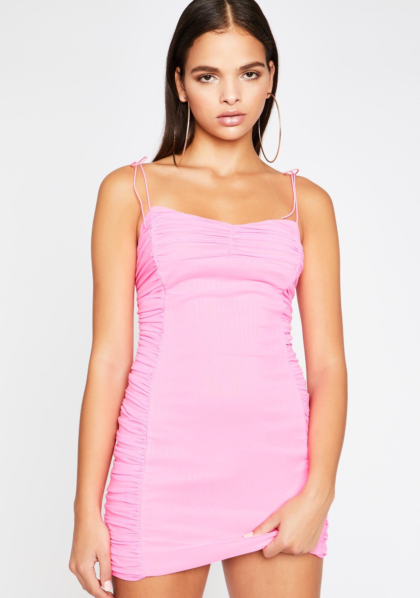 Bish U Thot Mini Dress