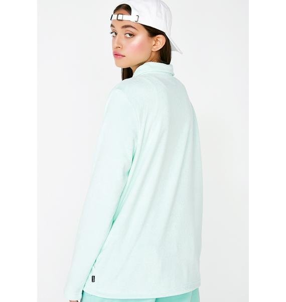 RIPNDIP Paradise Terry Cloth Zip Up