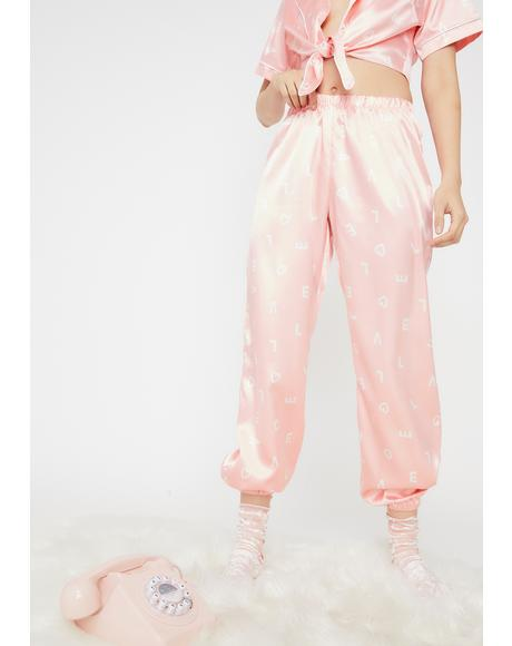 Love Actually Pajama Set
