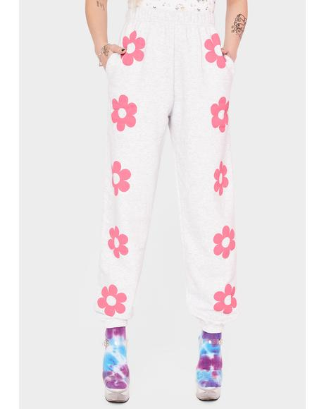 Flower Power Sweatpants