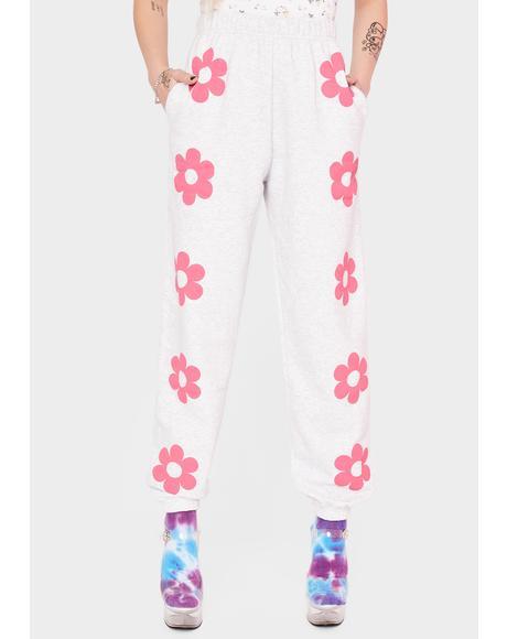 Flower Power Sweatpants
