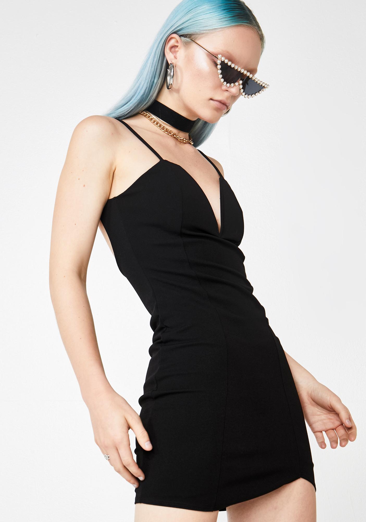 I'll Take Yo Man Mini Dress