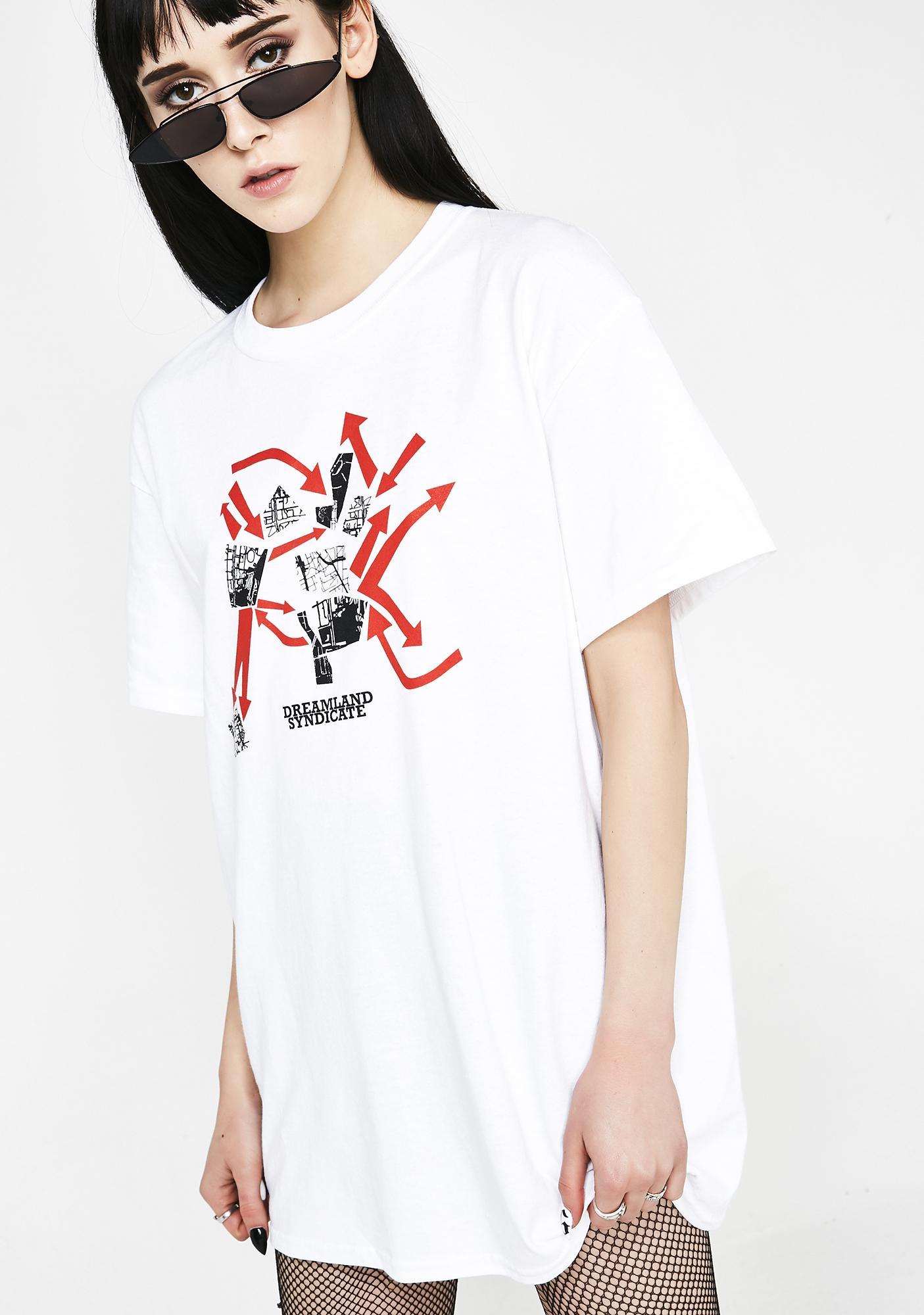 Dreamland Syndicate Psychogeography T-Shirt
