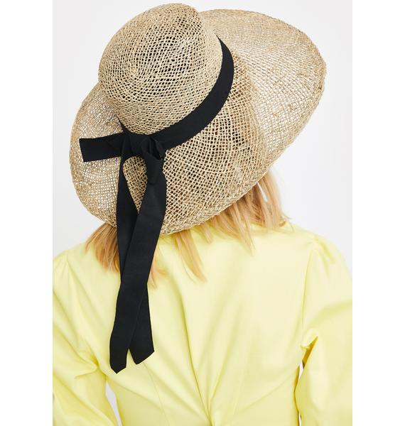 The Country Club Straw Hat