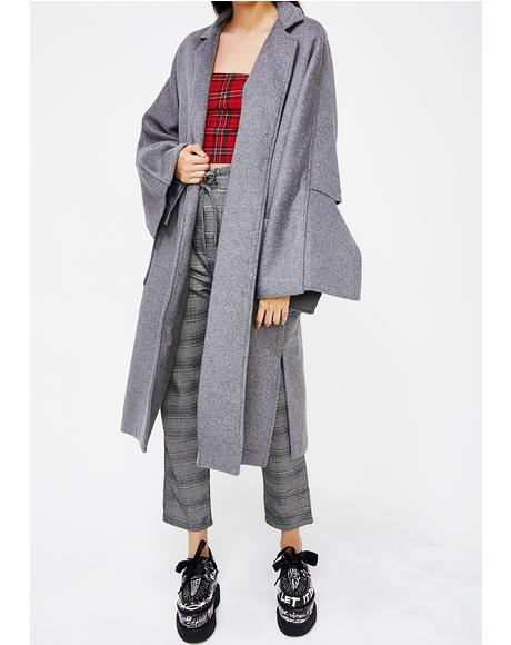 Like The Boyz Longline Coat