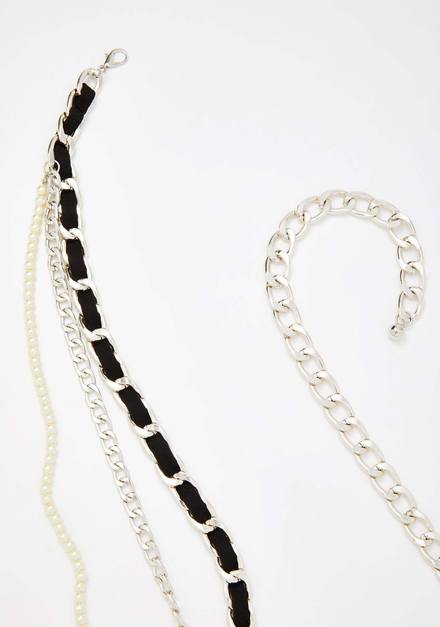 Rock The Stage Chain Belt