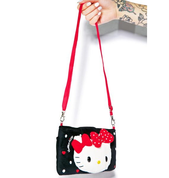 Sanrio Hello Kitty Double Bow Phone Clutch