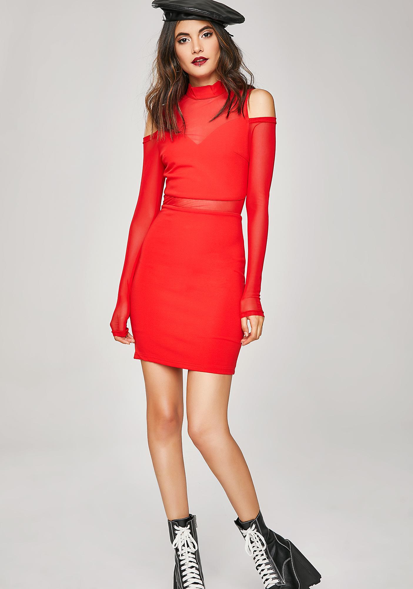 Life Changer Mini Dress