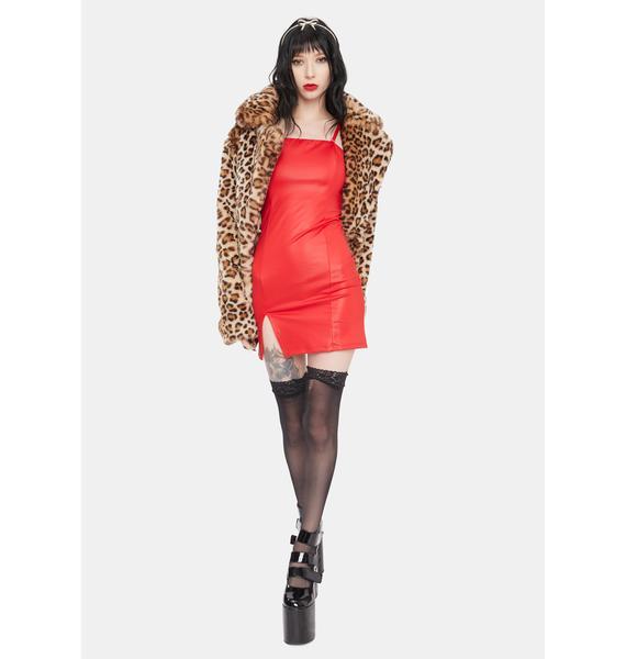Kiki Riki Call My Agent Mini Dress