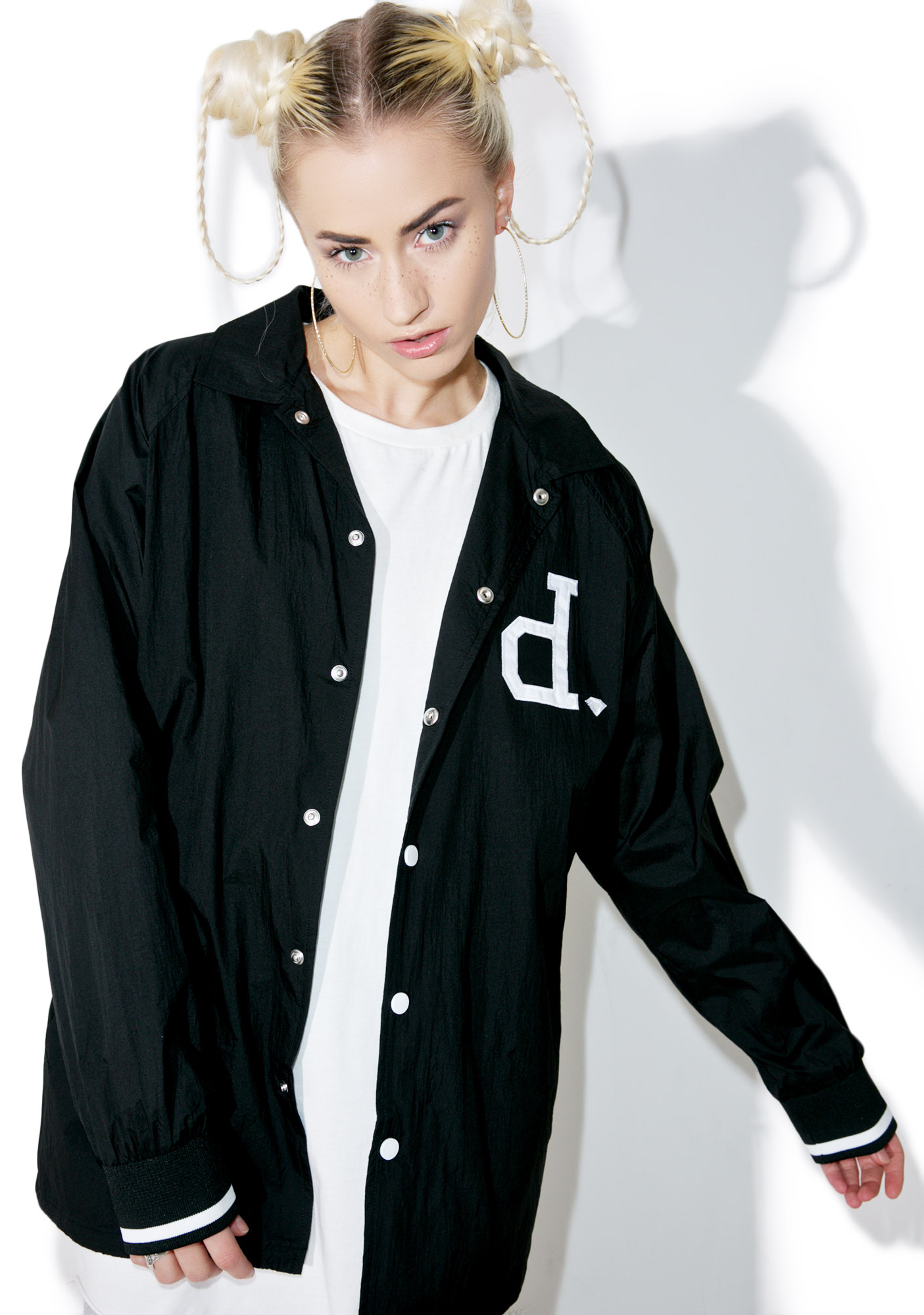 Diamond Supply Heavyweights Coaches Jacket