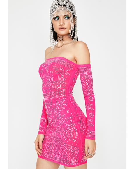 Lavish Legends Bodycon Dress