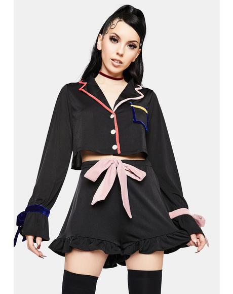 Aurora Pajama Shorts