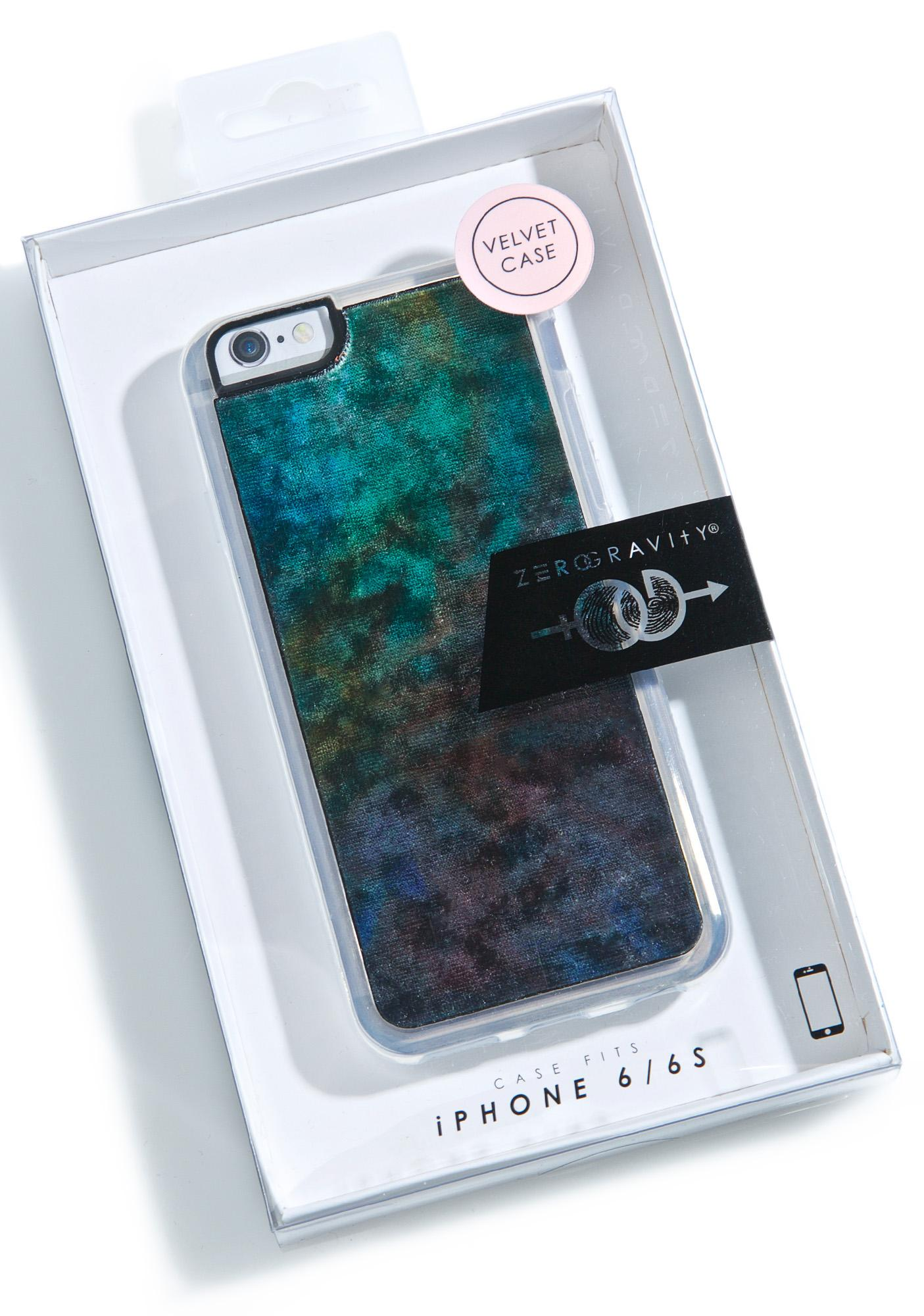 Zero Gravity Velvet Crush iPhone 6/6+ Case