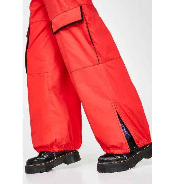 The Ragged Priest Bite Pants