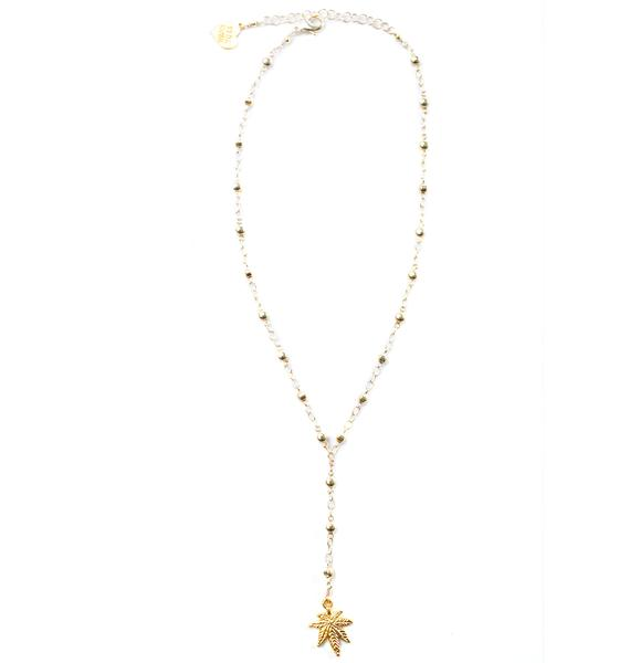 Vidakush Mary Jane Rosary Choker