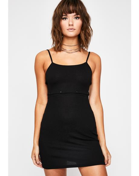 Detached From Reality Mini Dress