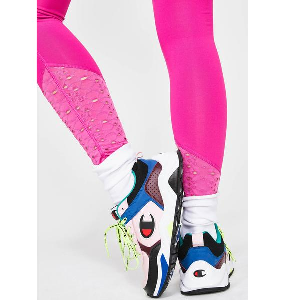 Baby Sicko Mode Neon Leggings
