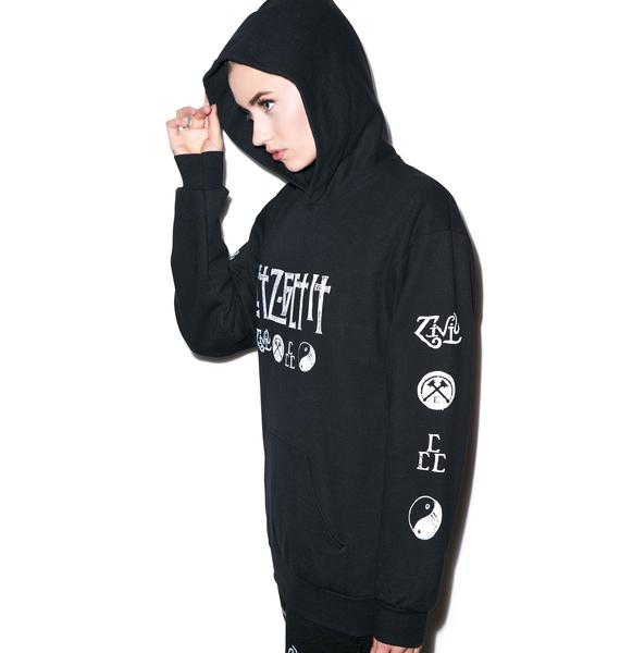 Civil Clothing Letz Get It Hoodie