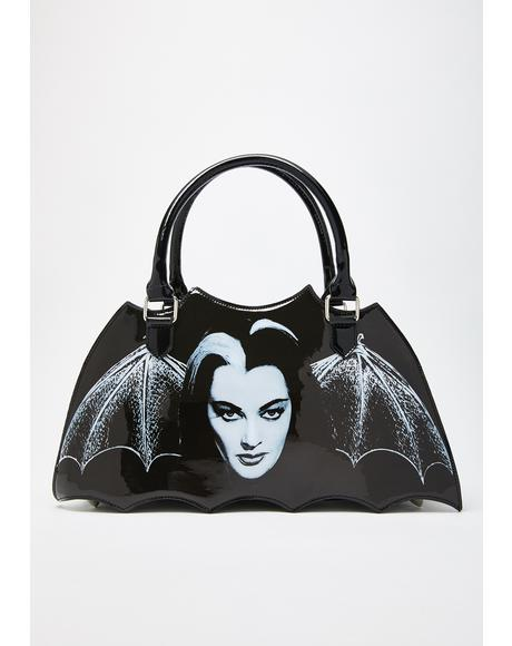 Lily Bat Shaped Handbag