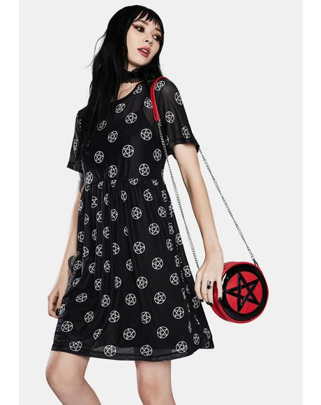 Summoning Mini Dress