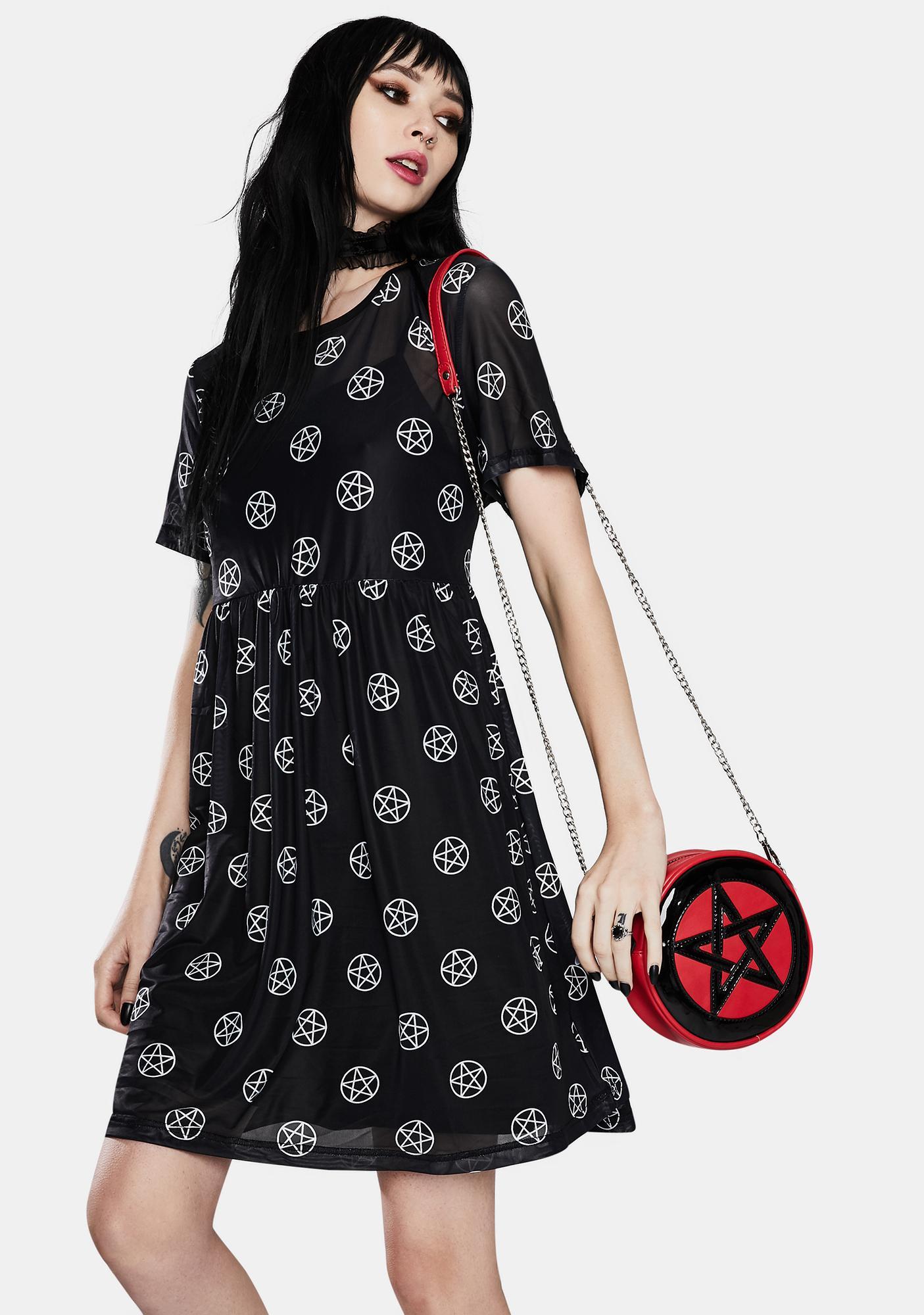 Black Friday Summoning Mini Dress