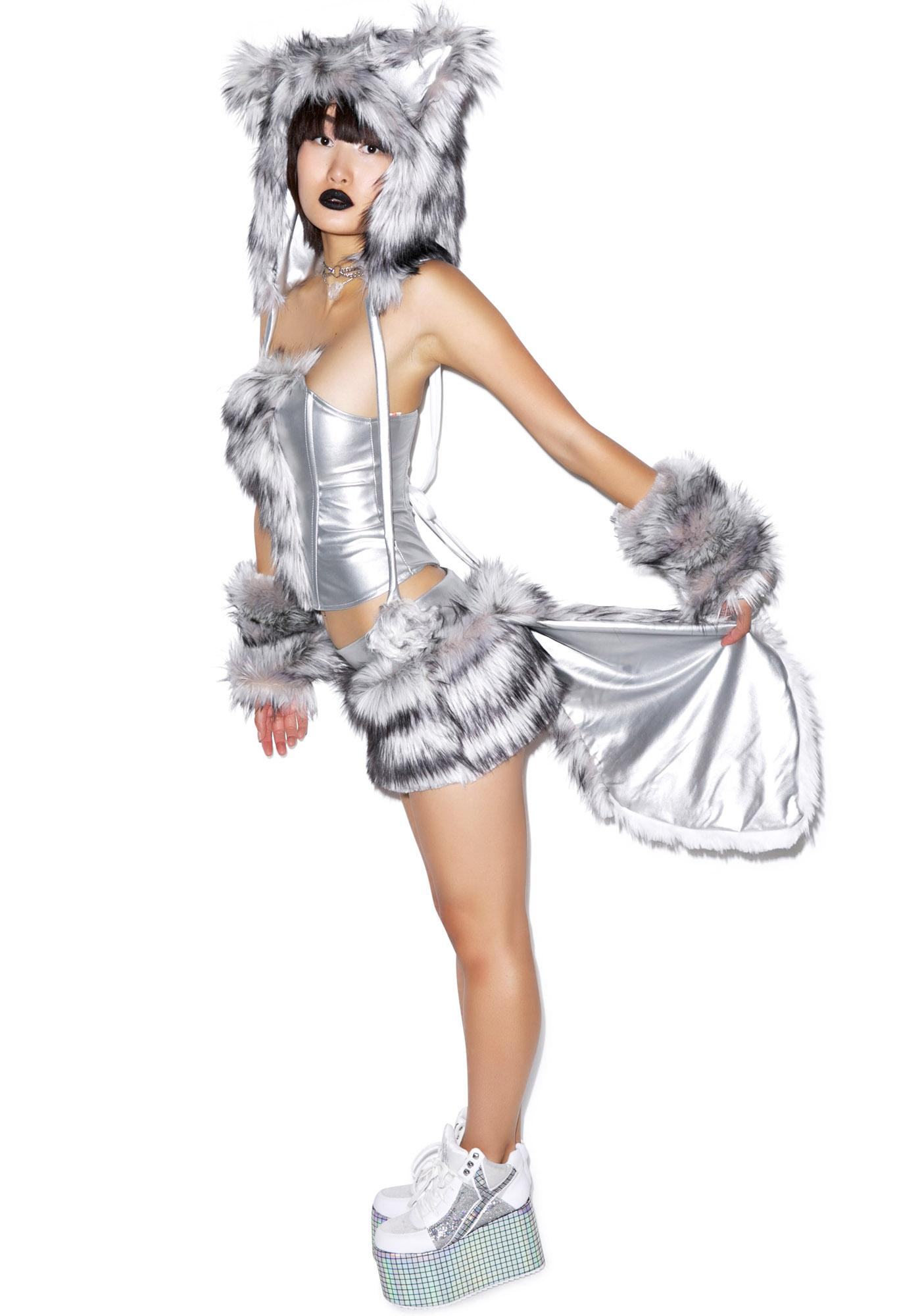 J Valentine Big Bad Wolf Costume